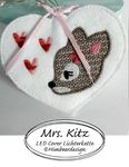 Mrs. Kitz Stickdatei LED 10x10 ITH