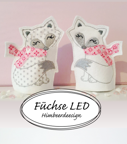 Fuchs Stickdatei LED 10x10