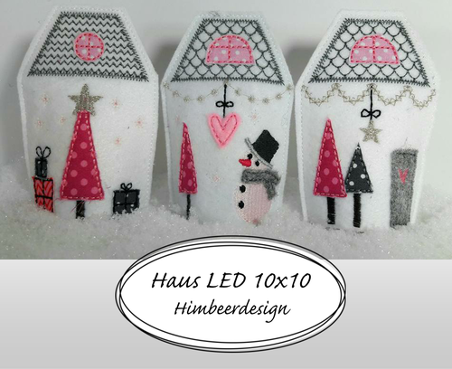 Haus SET LED 10x10 ITH