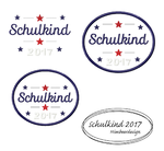 Schulkind Stickdatei